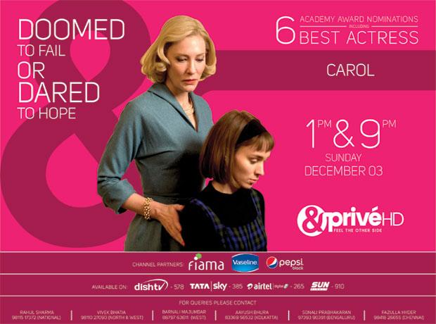 Carol &Prive HD