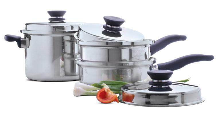 Amway Queen cookware set