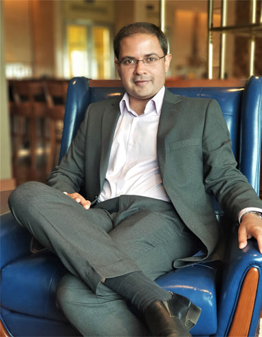 Girish Bhagat, GM, Grand Hyatt Kochi