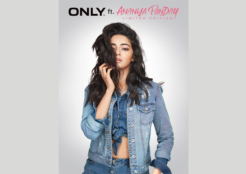 Ananya Pandey new face ONLY