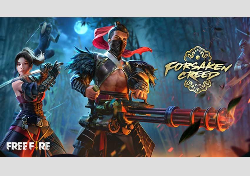 Become a gun-wielding, mutant-fighting samurai in Free Fire's latest Elite Pass