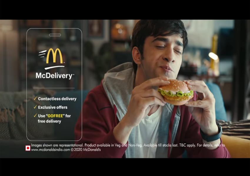 McDonald's India new campaign