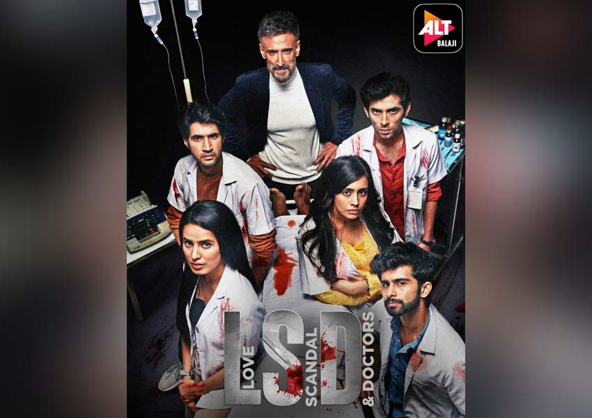 ALTBalaji launches Love, Scandal & Doctors