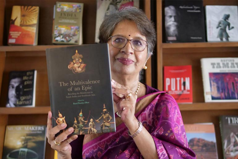 The book has been edited by Prof Parul Pandya Dhar