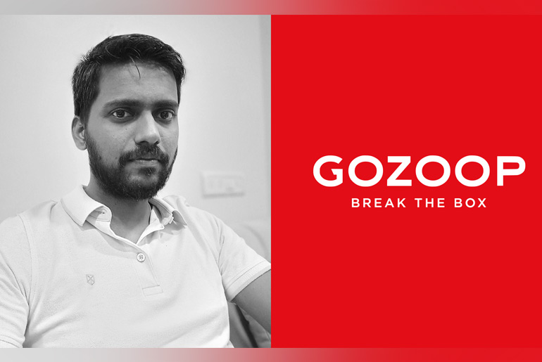 Gozoop appoints Yash Bendkhale as the Creative Director